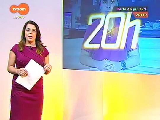 TVCOM 20 Horas - TCE investiga pagamento de Bolsa Família a mais de 2 mil funcionários públicos - 03/04/2015