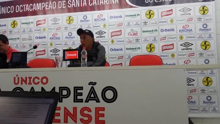 Hemerson Maria fala sobre a chegada de Marcelinho Paraíba