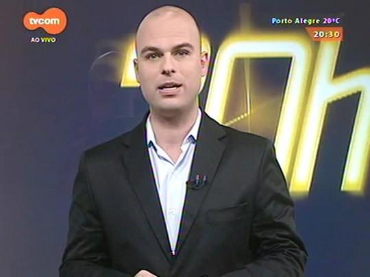 TVCOM 20 Horas - CPI da Máfia das Próteses vai quebrar sigilo de empresas envolvidas - 14/05/2015