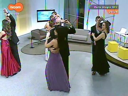 TVCOM Tudo Mais - \'Dança Comigo\' no clima do Dia dos Namorados