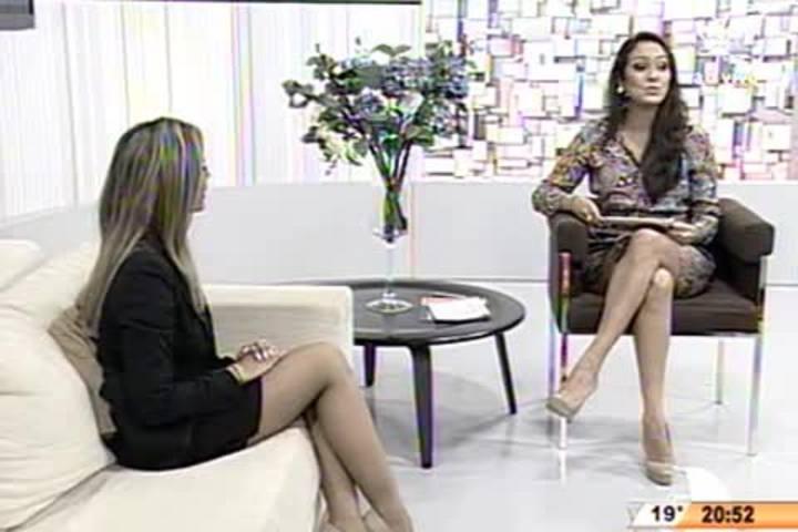 TVCOM Tudo+ - Quadro Donna - Lingerie para esquentar o Dia dos Namorados - 11.06.15