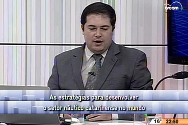Conversas Cruzadas - Setor Náutico Catarinense - 4º Bloco - 12.06.15