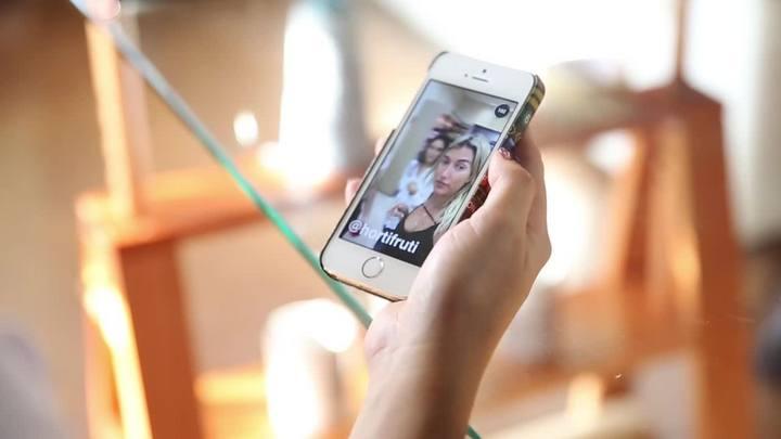 Quem usa o Snapchat?
