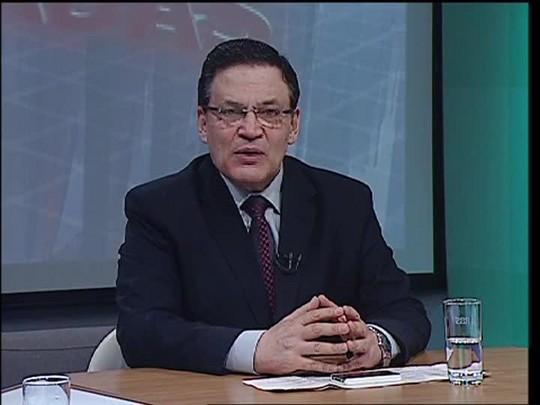 Conversas Cruzadas - Balanço sobre a situação do país na avaliação dos deputados federais Maria do Rosário (PT), Nelson Marchezan Jr. (PSDB), Darcísio Perondi (PMDB), Afonso Motta (PDT) - 21/08/2015 - Bloco 1