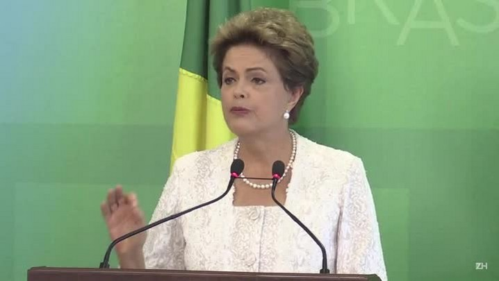 Dilma anuncia medidas para reduzir gastos do governo