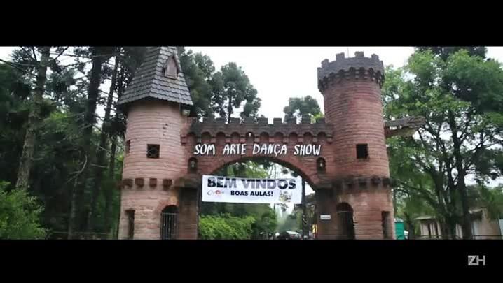 O dia em que um castelo de Montenegro virou Hogwarts