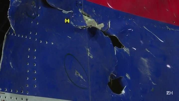 MH17 foi derrubado por míssil russo
