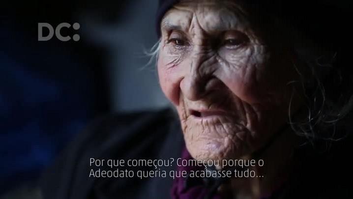 """Mariazinha, a filha da guerra: \""""Por que começou\"""""""