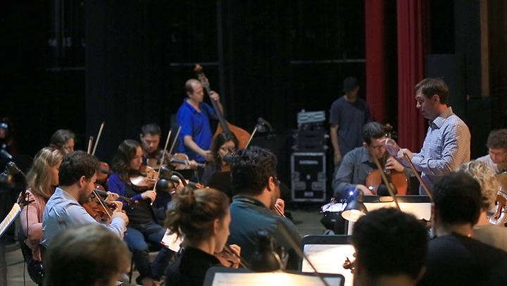 Estúdio Anexo: Camerata Florianópolis apresenta espetáculo Rock\'n Camerata