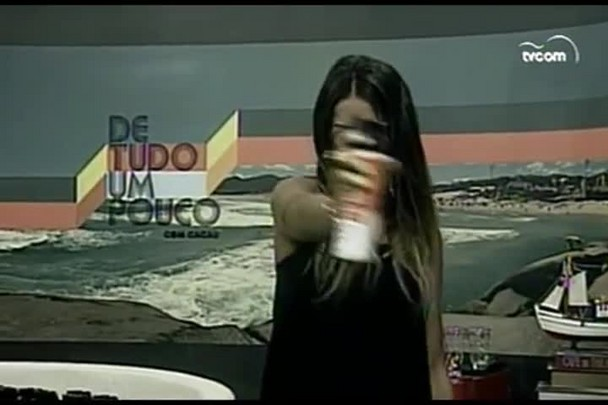 TVCOM De Tudo um Pouco. 4º Bloco. 28.02.16