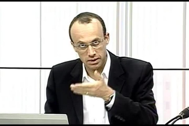 TVCOM Conversas Cruzadas. 2º Bloco. 29.02.16