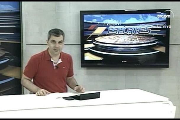 TVCOM Esportes. 1º Bloco. 11.03.16