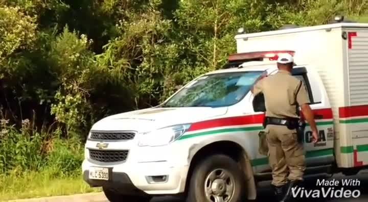 Homem e bebê morrem em acidente de carro na Serra Dona Francisca