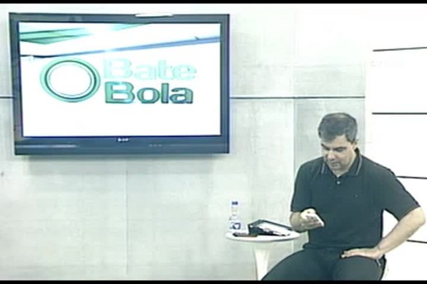 TVCOM Bate Bola. 3º Bloco. 04.04.16