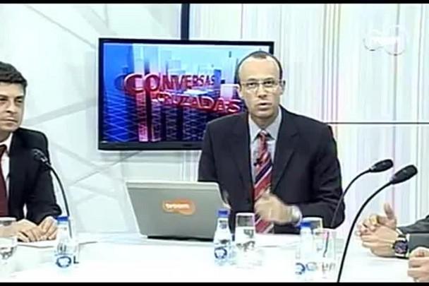 TVCOM Conversas Cruzadas. 2º Bloco. 20.04.16