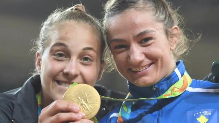 Kosovo faz História no Rio