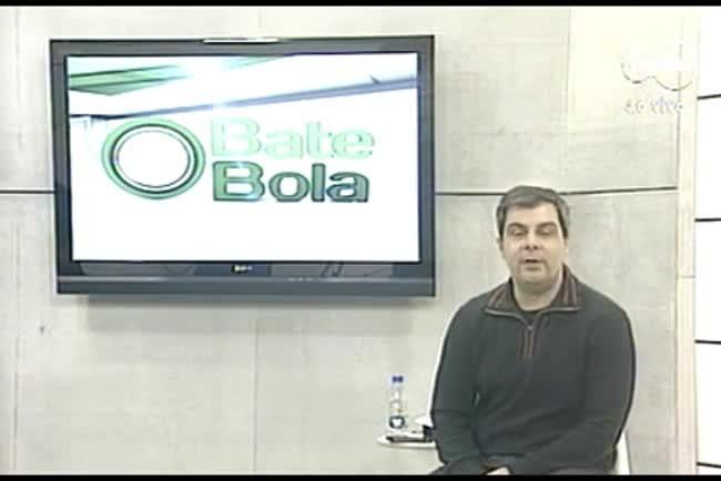 TVCOM Bate Bola. 5º Bloco. 22.08.16