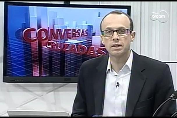 TVCOM Conversas Cruzadas. 3º Bloco. 21.09.16