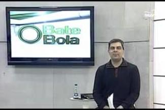 TVCOM Bate Bola. 1º Bloco. 26.09.16