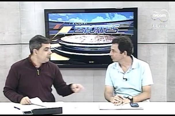 TVCOM Esportes. 3º Bloco. 28.09.16