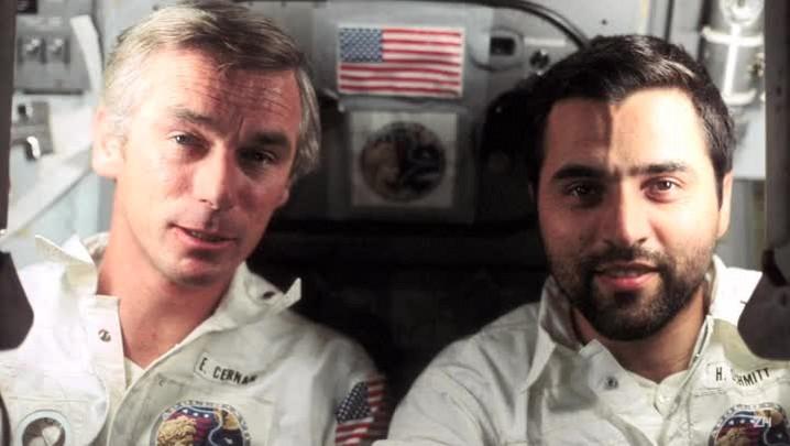 Morre Eugene Cernan, último homem a pisar na Lua