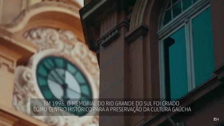 Noite dos Museus: Memorial do Rio Grande do Sul
