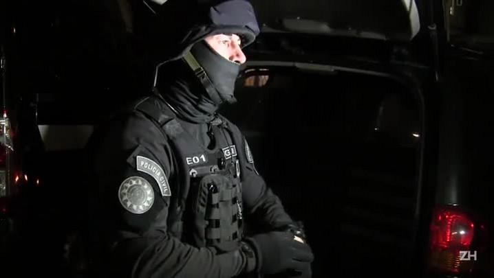 Operação prende quadrilha que cometia roubos na zona sul da Capital