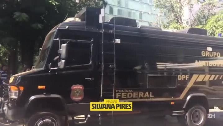 Ministério do Trabalho é evacuado após ameaça de bomba