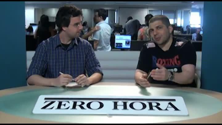 O próximo adversário de Belfort e o UFC em Porto Alegre