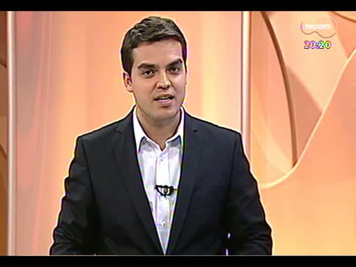 TVCOM 20 Horas – Votação à presidência de Renan Calheiros – Bloco 3 – 01/02/2013