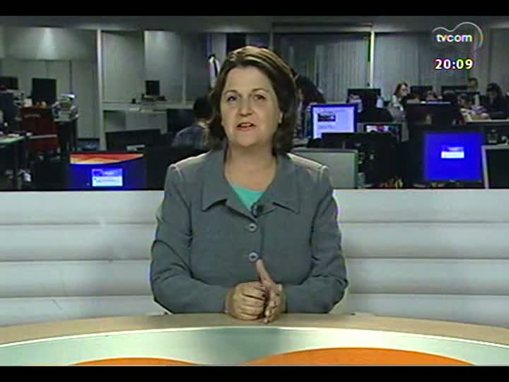 TVCOM 20 Horas - Colunista Rosane de Oliveira analisa mudanças no ministério - Bloco 2 - 15/03/2013