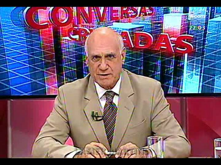 Conversas Cruzadas - Tragédia em Santa Maria: detalhes e repercussão da denúncia do Ministério Público - Bloco 1 - 02/04/2013