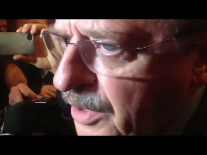 Tarso afirma que Brigada Militar reagiu para proteger as pessoas. 18/06/2013