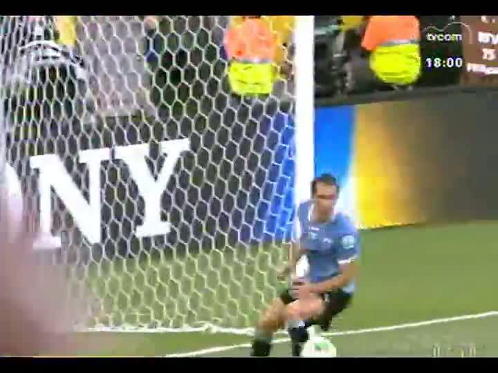 Fanáticos TVCOM - Luiz Alano e convidados repercutem a vitória de Brasil 2 x 1 Uruguai na Copa das Confederações - bloco 1 - 26/06/2013