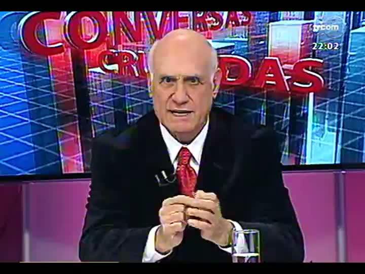 Conversas Cruzadas - Avaliação sobre as reivindicações dos protestantes: quais são as mais viáveis e quais são as mais difíceis para serem atingidas a curto prazo? Bloco 1 - 08/07/2013