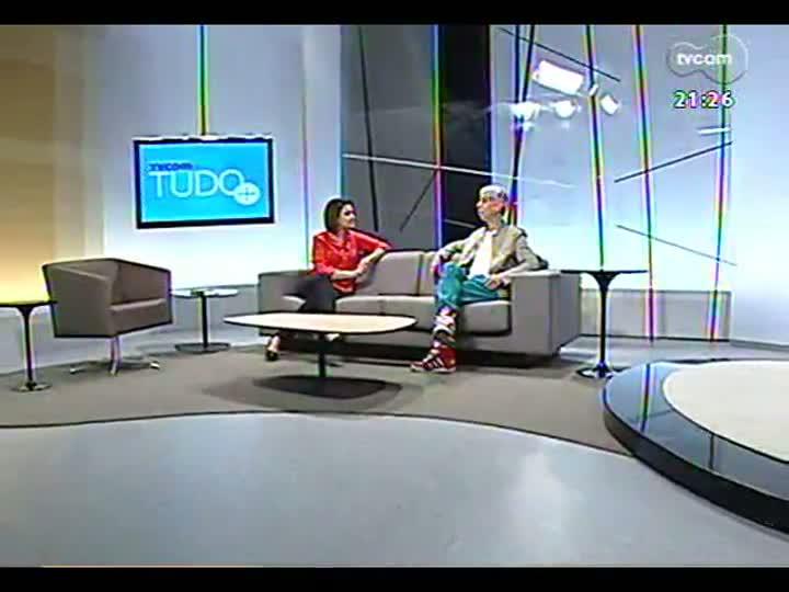 TVCOM Tudo Mais - Lauro Ramalho comemora 30 anos da personagem Laurita Leão
