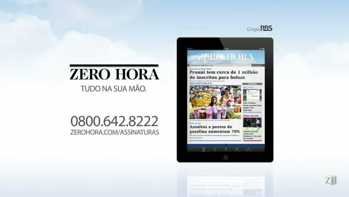 Leia na Zero desta quinta (05/09/2013)
