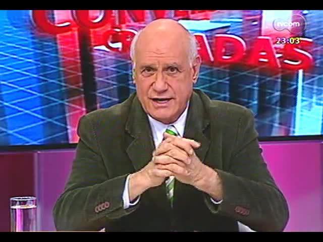 Conversas Cruzadas - Os problemas de infraestrutura do Brasil e e as possibilidades do Comitê das Rotas de Integração da América do Sul - Bloco 4 - 20/09/2013