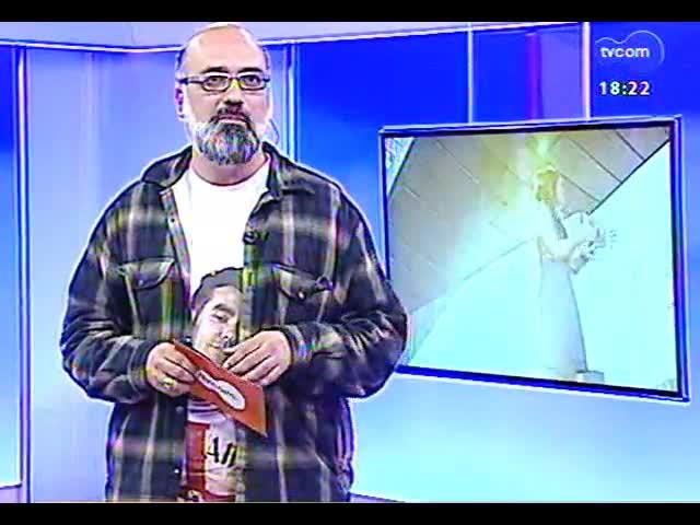 Programa do Roger - Um bate papo e a música de Bidê ou Balde - bloco 4 - 01/10/2013