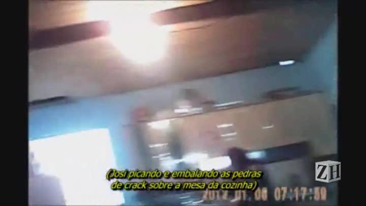 Polícia divulga flagrantes de tráfico de drogas