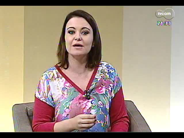 TVCOM Tudo Mais - Bate-papo com a transexual Helena, que tem sua história documentada no webdoc de ZH