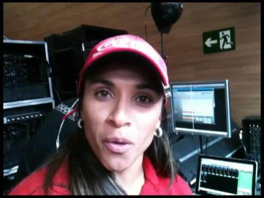 Marta deixa recado aos jogadores do Novo Horizonte