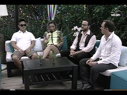 TVCOM Tudo+ - Agenda Cultural - 31/01/14