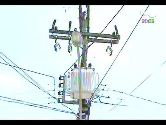 TVCOM 20 Horas - A rotina da falta de luz no estado sob investigação - Bloco 1 - 12/02/2014