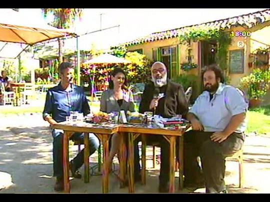 Café TVCOM - Conversa sobre o dia da mulher - Bloco 1 - 08/03/2014