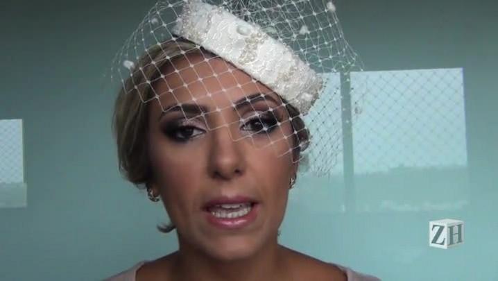 #DonnaHowTo: Taís Andrade ensina o make completo para noivas