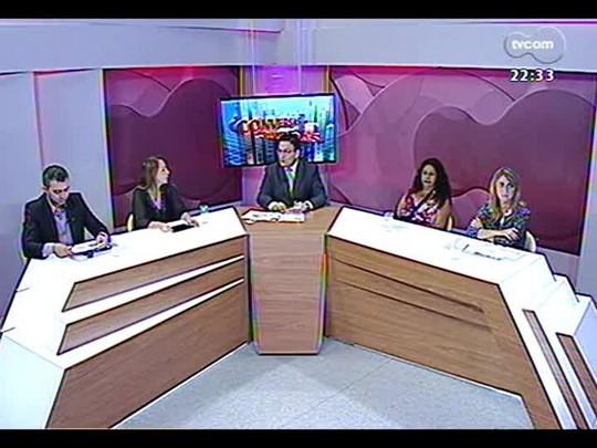 Conversas Cruzadas - Debate sobre a violência contra a mulher - Bloco 2 - 17/03/2014