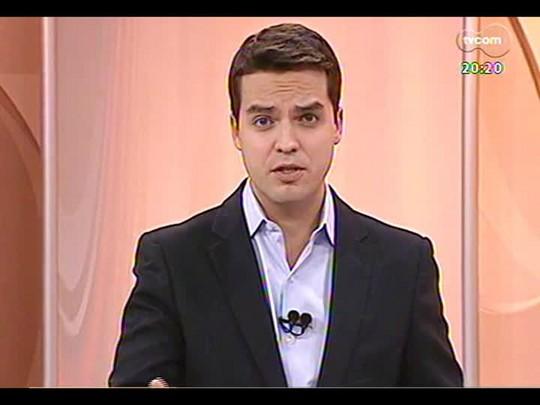 TVCOM 20 Horas - Está autorizada a implosão do estádio Olímpico - Bloco 3 - 19/03/2014