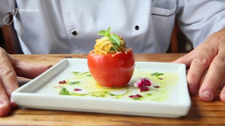Gastronomia - Restaurant week: aprenda a fazer um prato de Siri no tomate