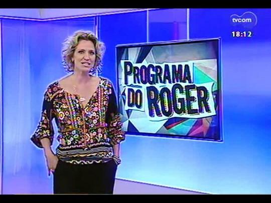 Programa do Roger - Lojinha do Roger + Claus e Vanessa - Bloco 3 - 04/04/2014
